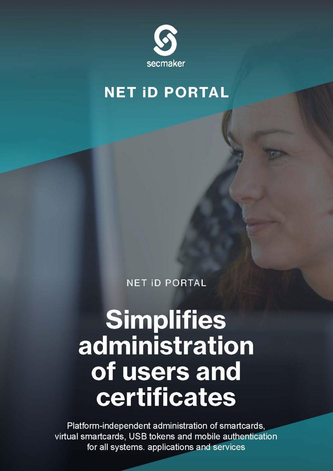 Net iD Portal