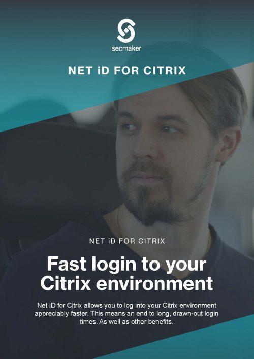 Net iD for Citrix