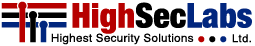 HighSecLab logga