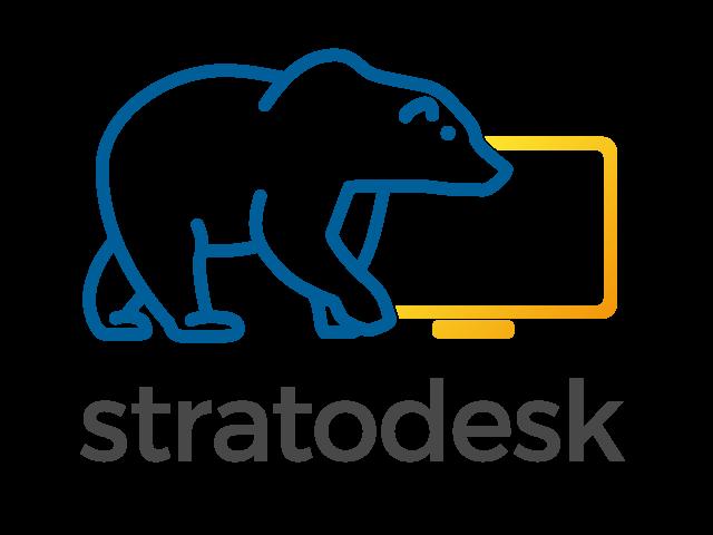 en isbjörn och en dator